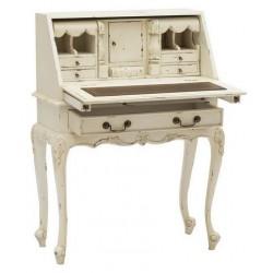Excellent scrivania secrtaire bianca con ribalta shabby mobile shabby with scrivania con ribalta - Tavolo ripiegabile ikea ...