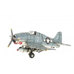 Modellino aereo latta caccia guerra grigio modellismo collezione