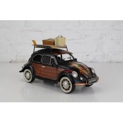 Modellino macchina in latta Citroen Black modellismo collezionismo