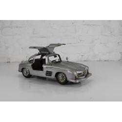 Modellino macchina latta Silver Benz vintage modellismo collezione collezionismo