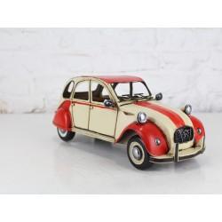 Modellino macchina in latta Citroen vintage modellismo collezione collezionismo