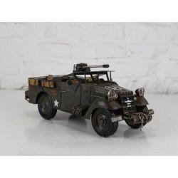 Modellino Chevrolet camion militare latta modellismo collezione collezionismo