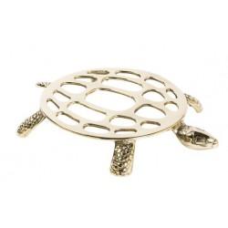 Sottopentola tartaruga sotto pentola ottone arredo cucina