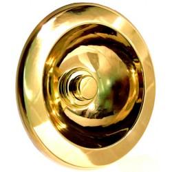 Pulsante 7.7cm pulsantiera ottone campanello campanella