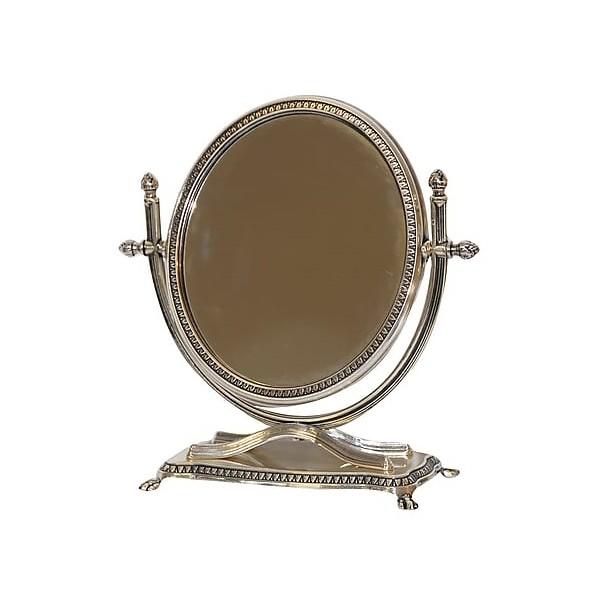 Specchio da tavolo appoggio liberty basculante vintage - Specchio da appoggio ...