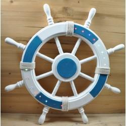 Timone da appendere nautico barca mare legno nave